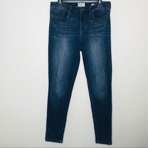 William Rast Denim High Waist Perfect Skinny Jeans